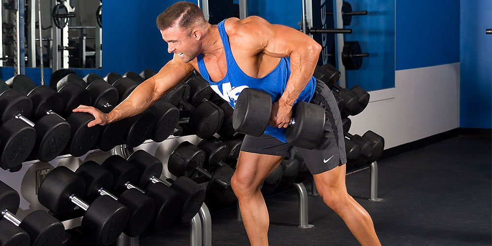 4 Day Advanced Upper Lower Workout Program To Build Mass