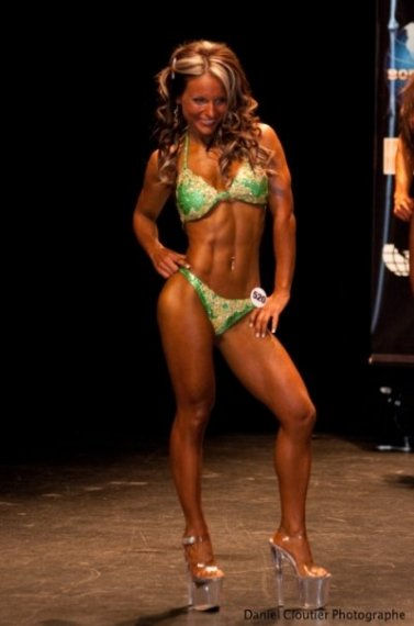 Sophie Berthiaume Athlete Profile With Workouts & Pictures ...