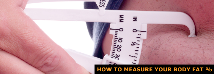 How To Measure Your Body Fat % Using Calipers