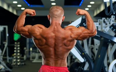 Muscle growth keto