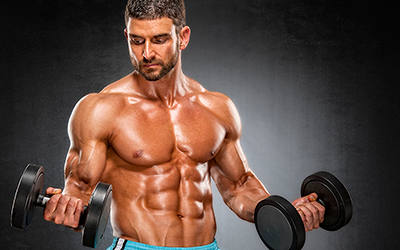 Does Extra Testosterone Build Muscle