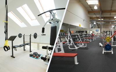 gym membership vs home gym choosing the right gym