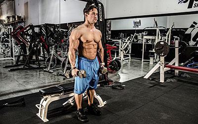 5 Brutal Shoulder Workout Finishers For Big Shoulders