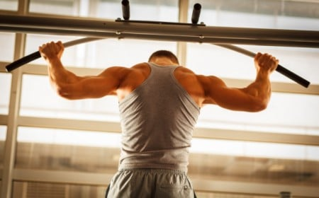 How To Improve Your Pull-ups In 8 Weeks