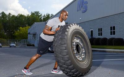 Boost Your Fat Loss with Strongman Training