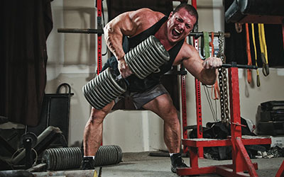 brutally intense 155 rep workout finishing technique