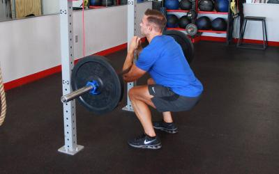 A Complete Guide to The Zercher Squat