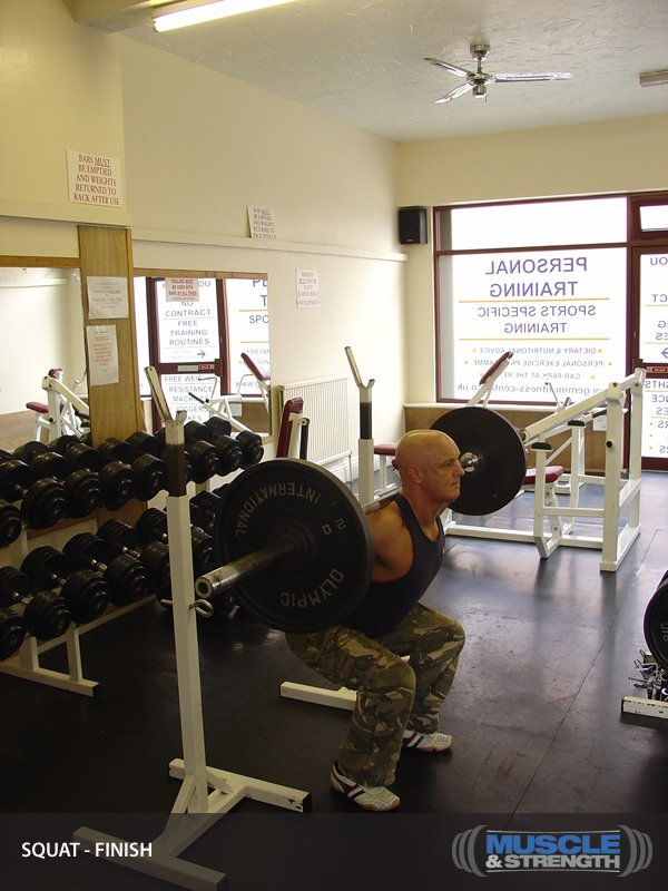 Squat Video Exercise Guide Amp Tips Muscle Amp Strength