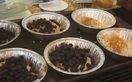 Kurt Weidner's Saturday Blueberry Muffins