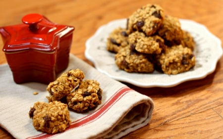 No-Bake Gluten-Free High-Protein Energy Bites