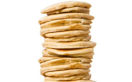 Joe Ohrablo's Protein Oatmeal Pancakes
