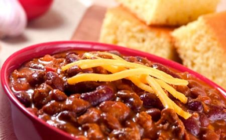 Shaun's Chili Recipe