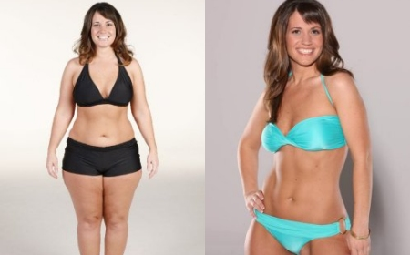 Melissa felt fat, lazy and miserable. She transformed her...