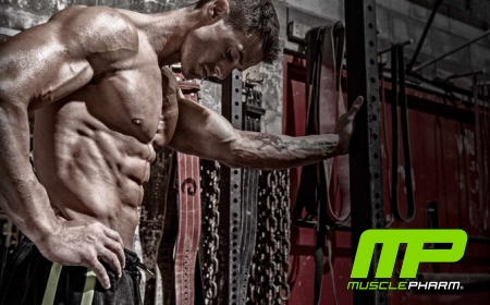Superset & Triset Chest And Back Workout By MusclePharm