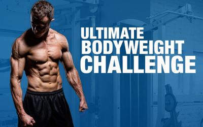 coach myers's ultimate body weight challenge