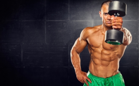 No Kettlebell, No Problem - Dumbbell HIIT Workout