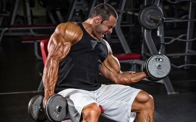 Get Serious Arm Size With This Biceps Amp Triceps Workout