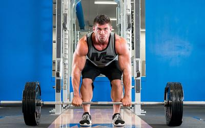 Summer Strength: 4 Day Strength Building Workout Split