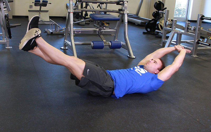 Hollow Body Hold Video Exercise Guide Amp Tips