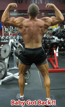 Marc Lobliner Back Pose