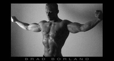 Brad Borland Wide