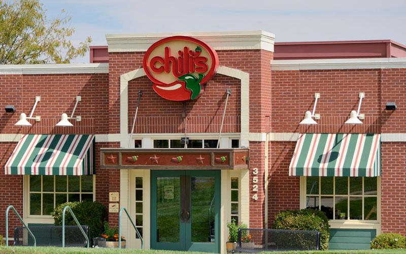 10 Best Healthy Restaurants - Chili's