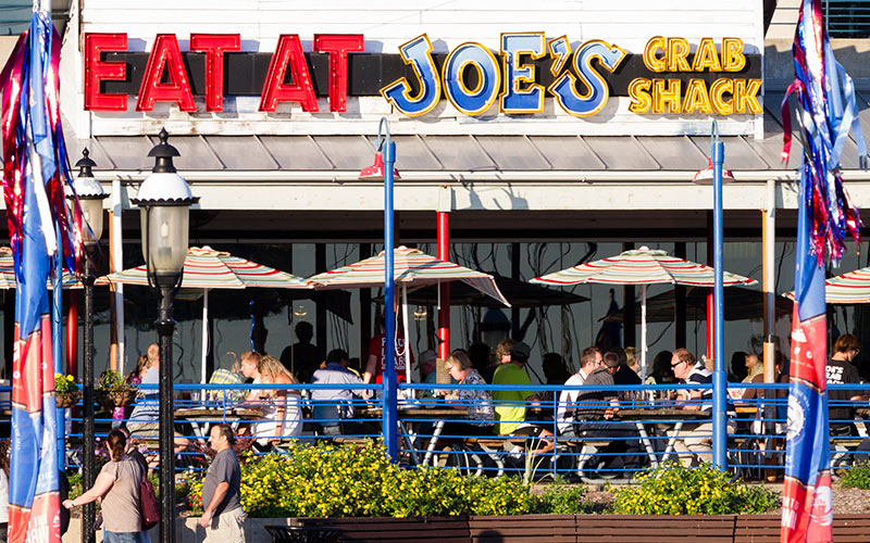 10 Best Healthy Chain Restaurants - Joe's Crab Shack