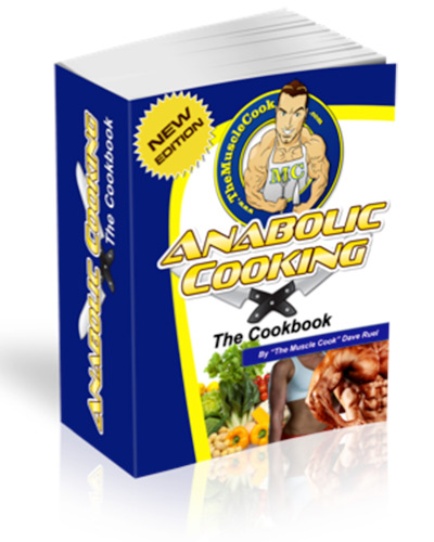 12 Fitness Cookbooks You Should Own - Anabolic Cooking