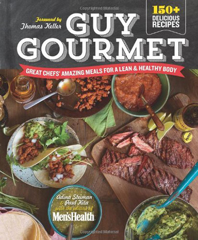12 Fitness Cookbooks You Should Own - Guy Gourmet