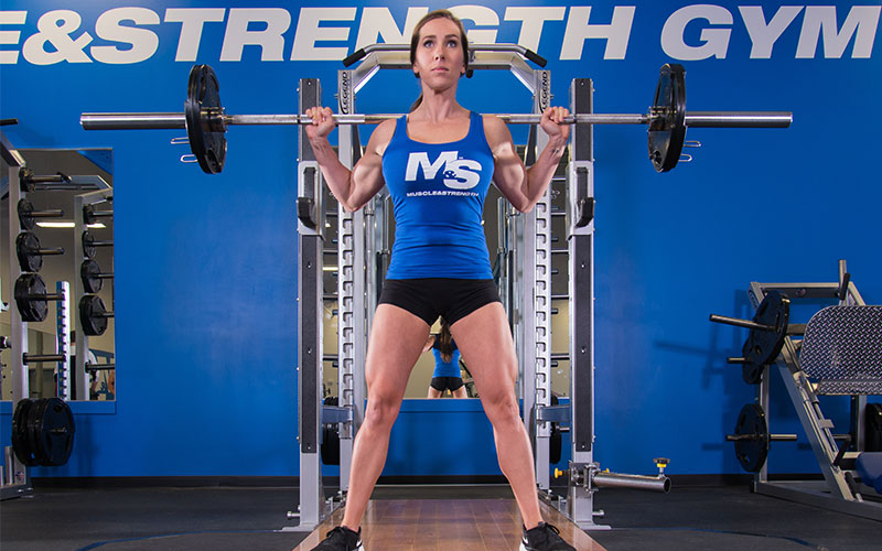The 15 Minute Total Body Beatdown: Squats