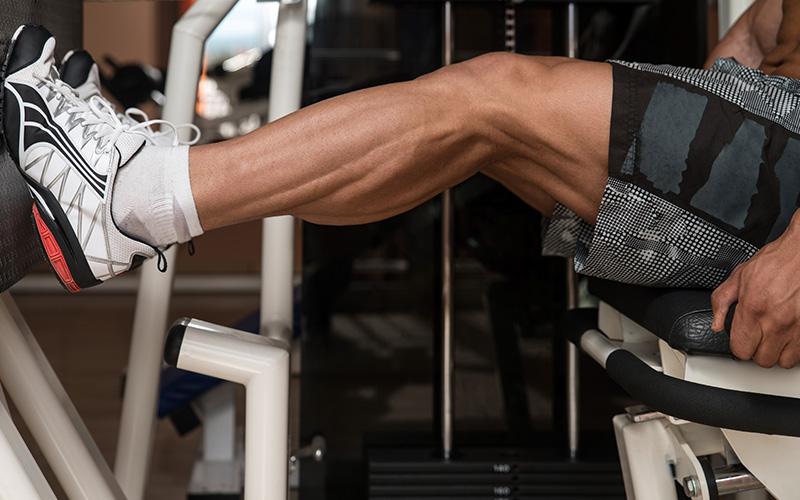 5 Most Effective Exercises for Building Calves - Leg Press Calf Raises