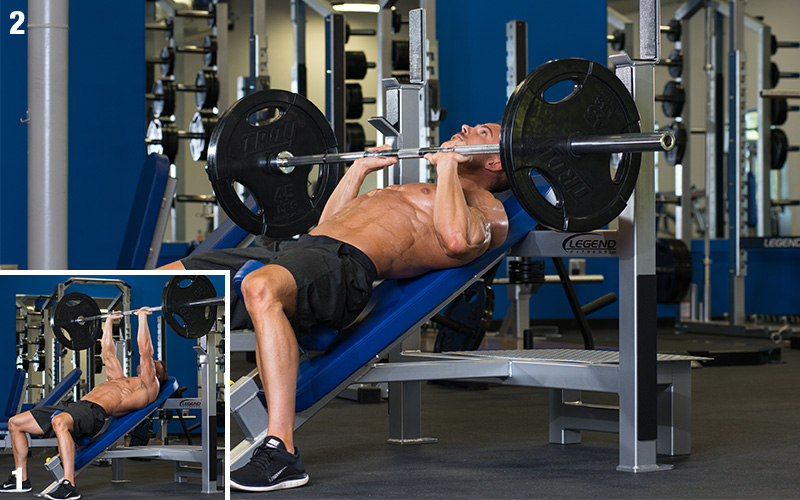 5 Most Effective Exercises For Building Your Triceps - Close Grip Bench
