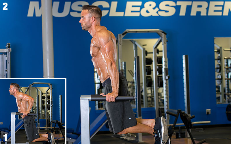 5 Most Effective Exercises for Growing Your Triceps - Dips