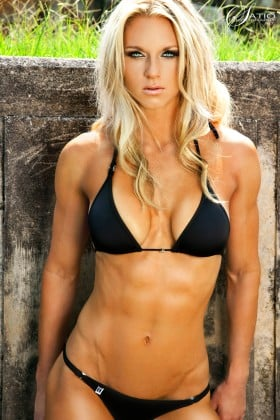Competitive Runner And Bikini Competitor Holly Bricken