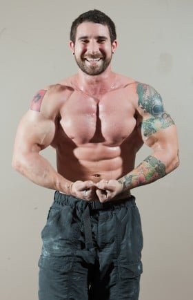 Muscle & Strength Interviews Diced Up Trainer Joe Daniels