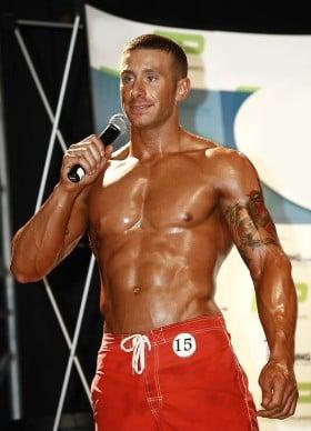 Steve Byrnes Men's Physique