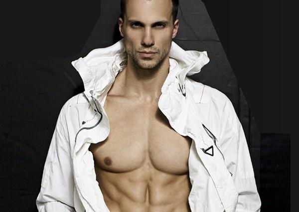 Tyler McPeak fitness model