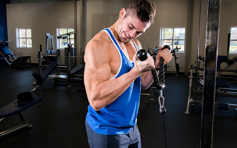 Lean Mass: 6 Week Workout Program to Build Lean Muscle