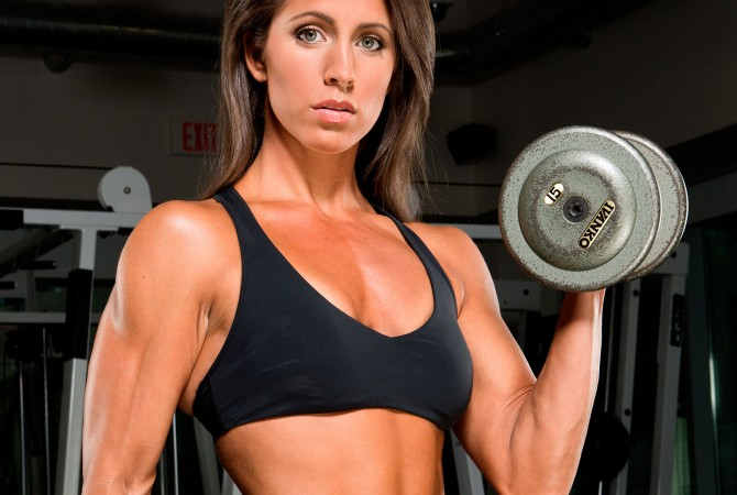 What Are the Several Tips of Becoming a Female Fitness Model?
