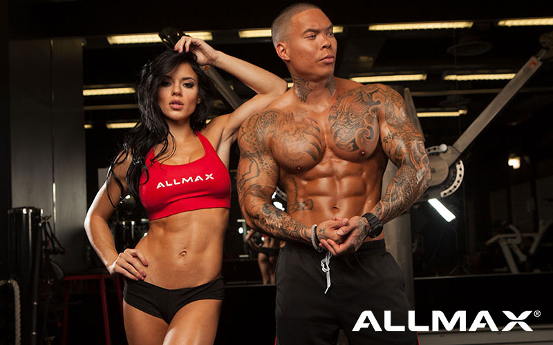 Team ALLMAX Athletes are Shredded