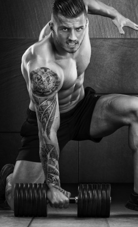 The Anti-Hero Training Plan: Build Big, Brutal Muscle