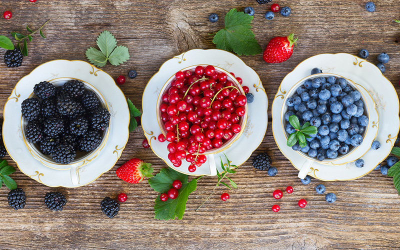 How antioxidants can reduce your doms