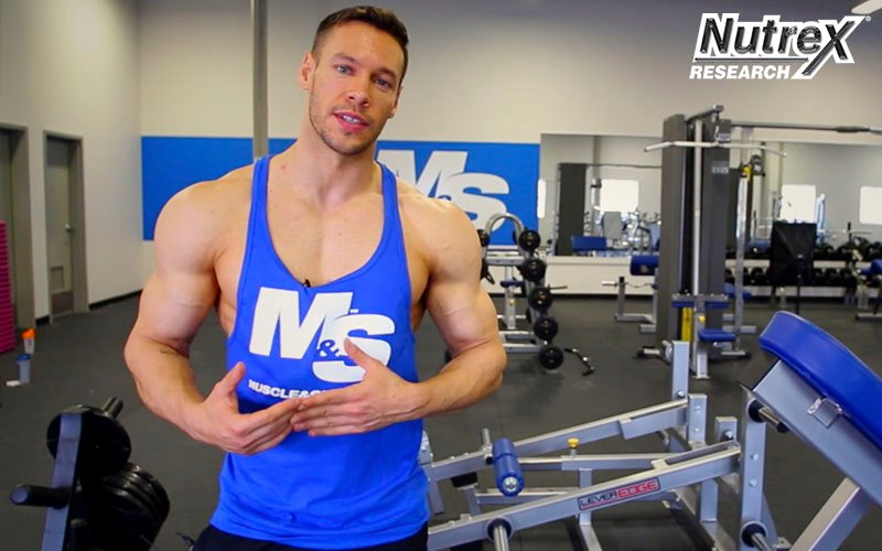 Side Lateral Raises For Shoulder Muscle