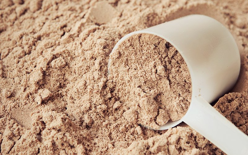 protein powder - a good, cheap protein source