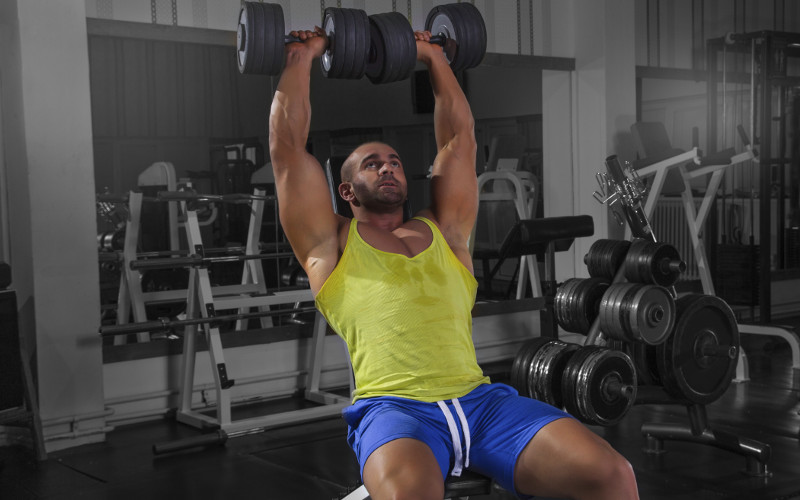 The Top 8 Dumbbell Exercises For Building Muscle Mass