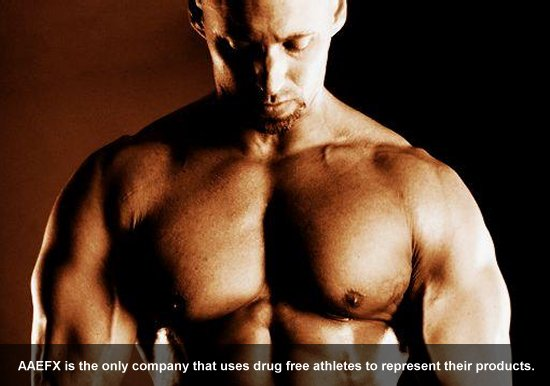 AAEFX Natural Athletes