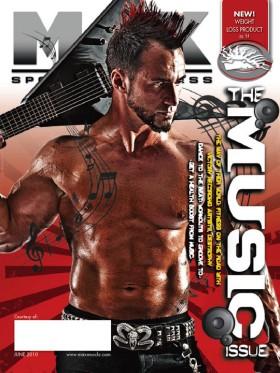 Ari magazine cover.