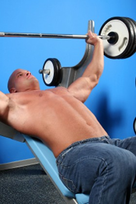 Wonderful Bench Press