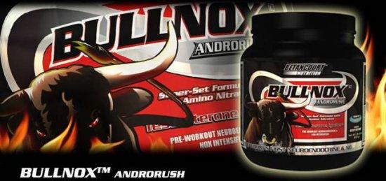 Betancourt Nutrition Bullnox