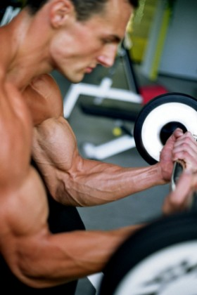 Train like a beast.